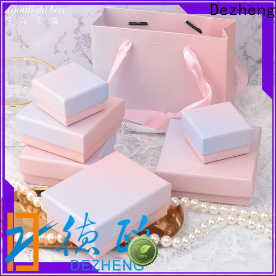 Dezheng cardboard packing boxes for business