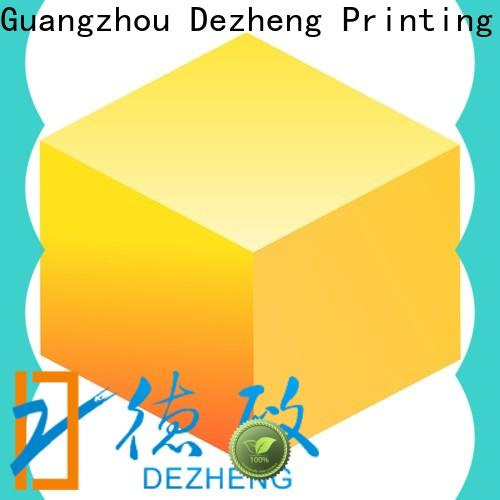 Dezheng paper box jewelry manufacturers