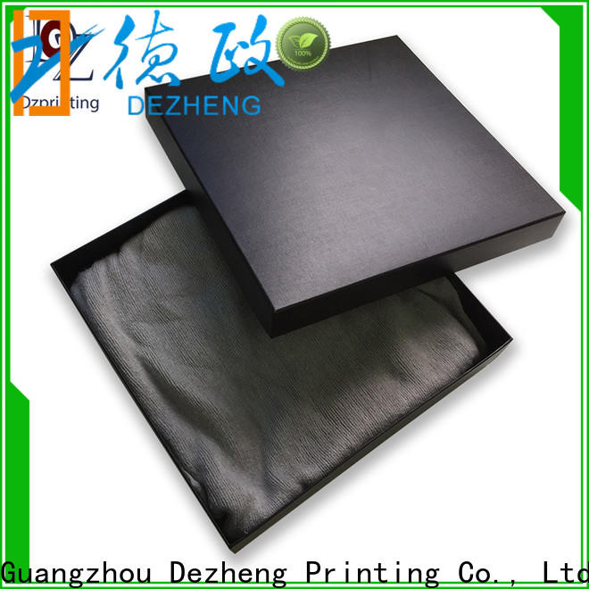 Dezheng cardboard packing boxes for sale