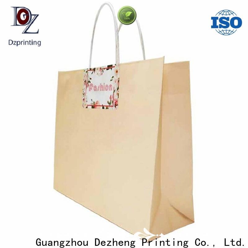 Dezheng kraft paper jewelry boxes Supply