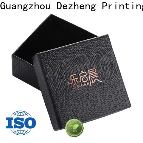 Dezheng manufacturers custom jewelry boxes factory