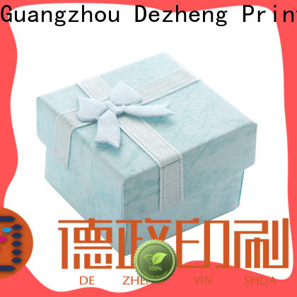 factory paper packing box for business