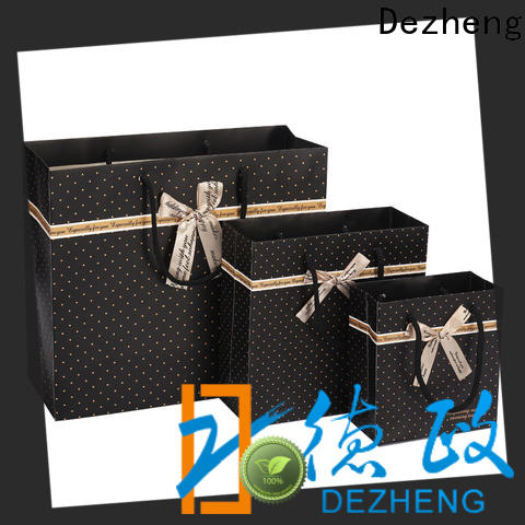 Dezheng recycled paper box for business