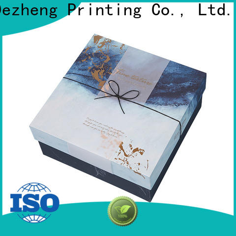 Dezheng manufacturers cardboard boxes for sale Supply
