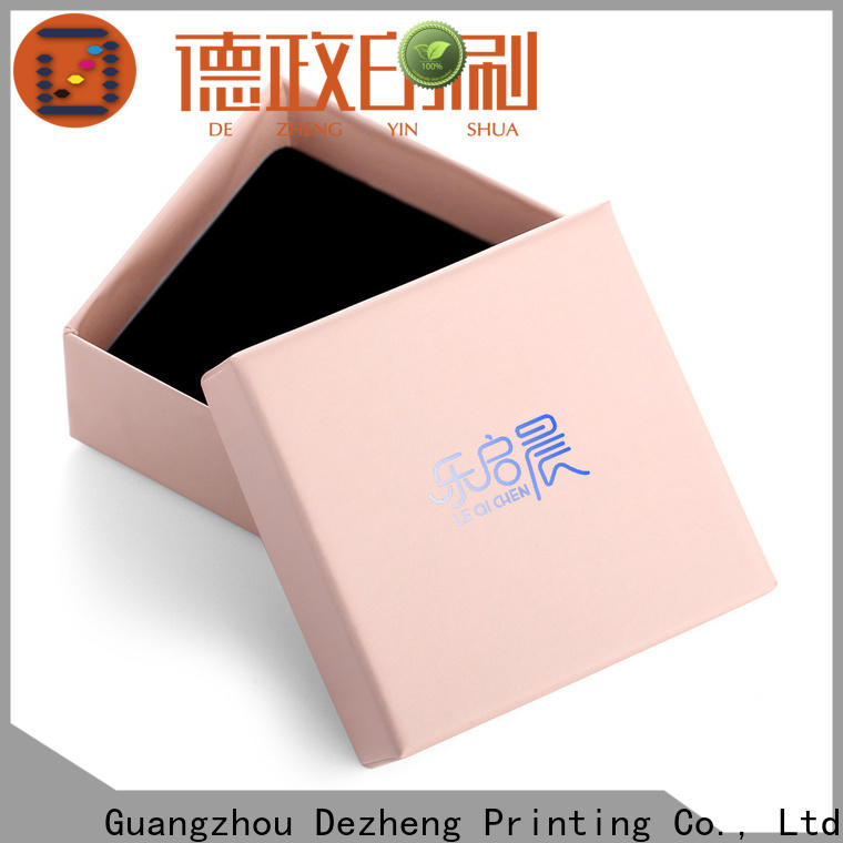 Dezheng packing paper box company