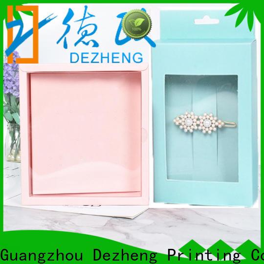 Dezheng paper gift box factory