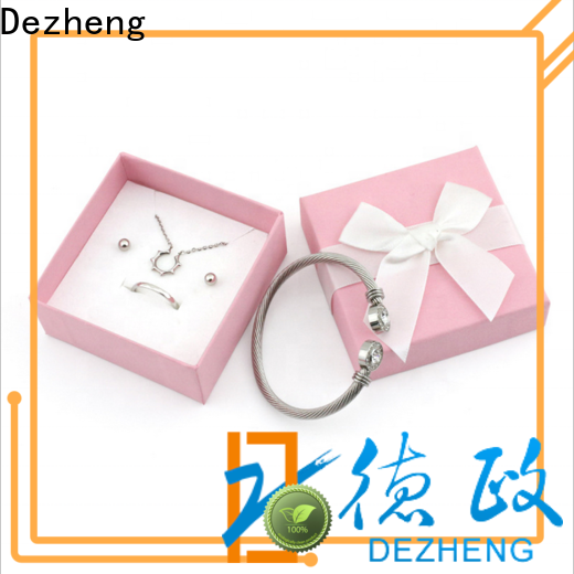 Dezheng cardboard shoe boxes for business