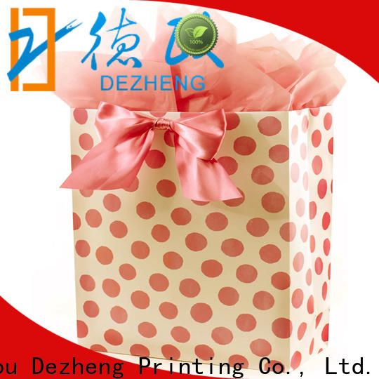 Dezheng paper box jewelry for business