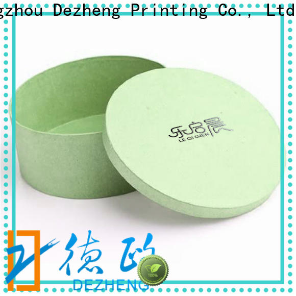 Dezheng for business packing paper box company