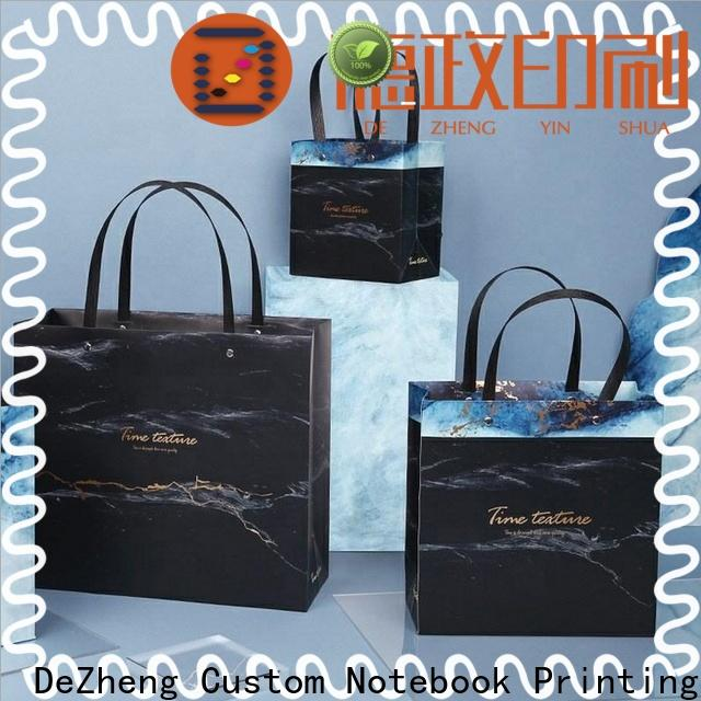 Dezheng company recycled paper jewelry boxes Supply