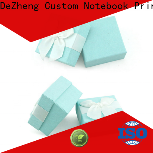 Dezheng manufacturers paper packing box for business