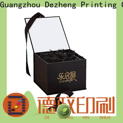 Dezheng manufacturers paper flower box Supply
