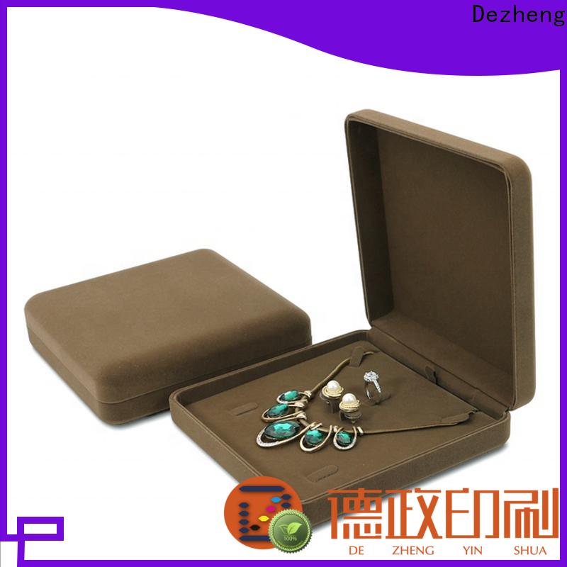 Dezheng Supply paper box factory manufacturers