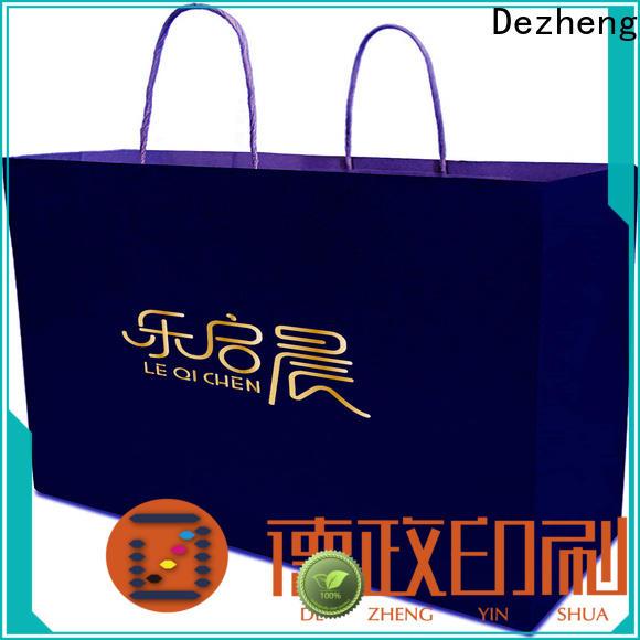 Dezheng company paper jewelry box manufacturers customization