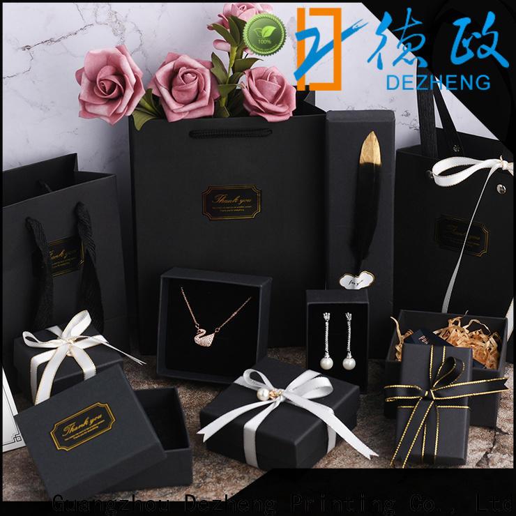 Dezheng paper box for sale customization