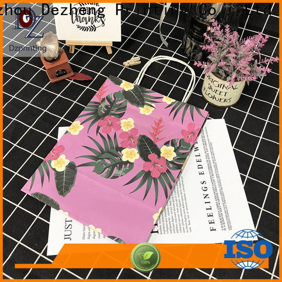 Dezheng Supply recycled paper jewelry boxes factory