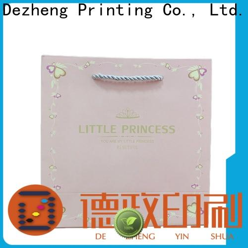 Dezheng manufacturers custom gift boxes for business