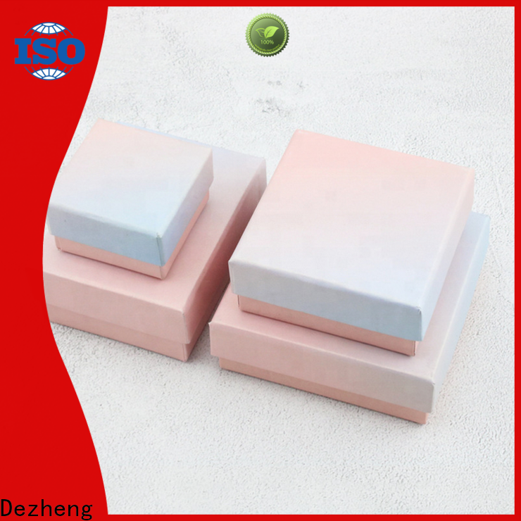 Dezheng Supply cardboard shoe boxes Suppliers