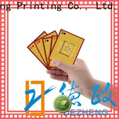 Dezheng scratch poster customization