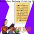 Dezheng off scratch off poster books customization For movies collect