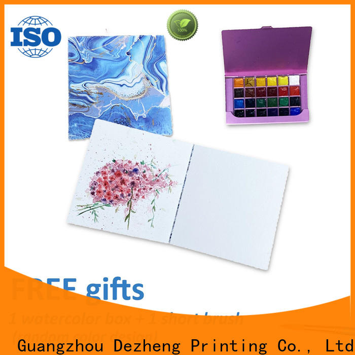 Dezheng High-quality small journals in bulk for business for journal