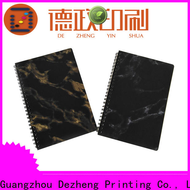 Dezheng marble Wholesale Notebook Manufacturers manufacturers for notetaking