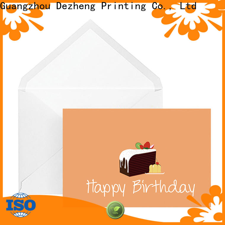 durable custom congratulations cards cards Supply For birthday