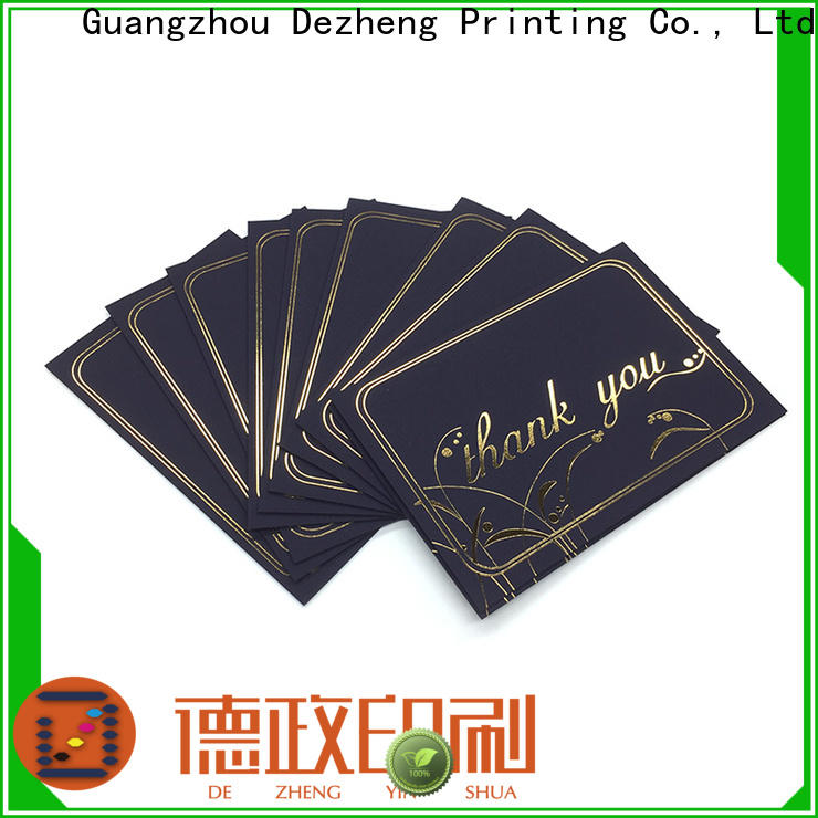 Top greeting card with envelope white manufacturers for gift