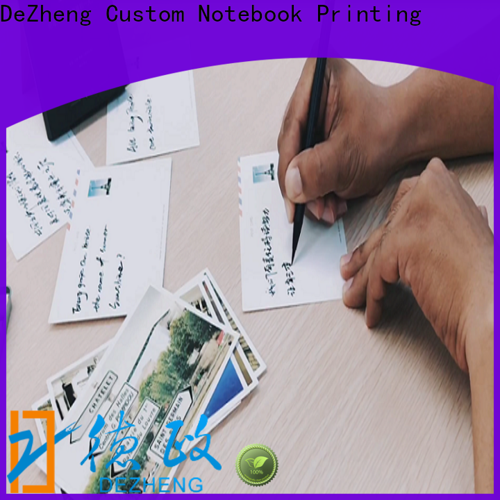 Dezheng envelopes personalized congratulations cards customization for festival