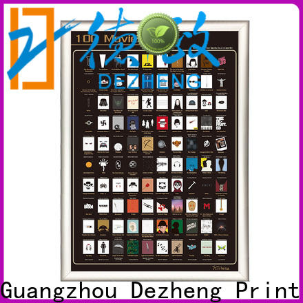 Dezheng high-quality 100 must see movies Suppliers for movie collect