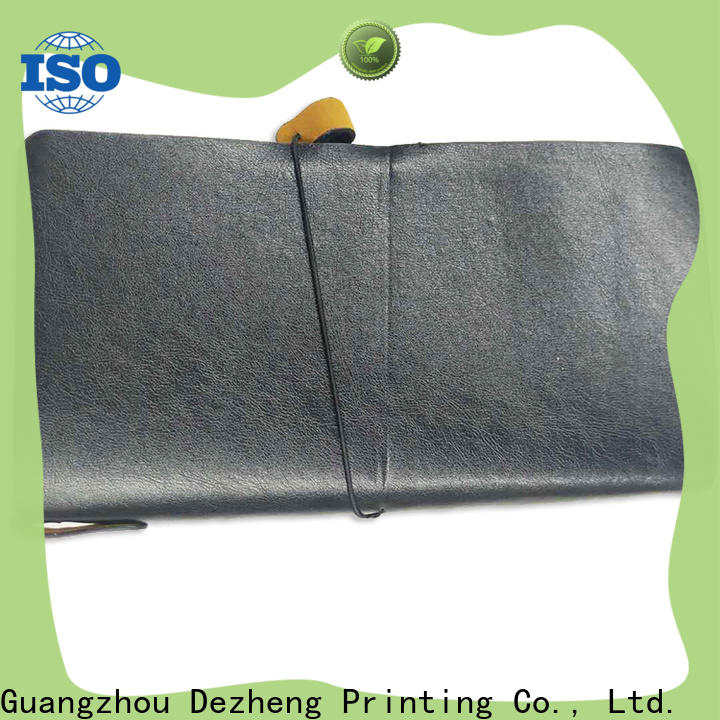 Dezheng Best leather bound travel journal company For meeting