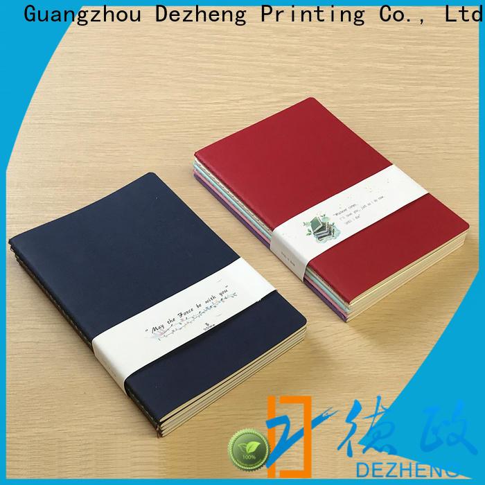 Dezheng Custom Notebook Supplier Suppliers For business