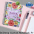 Dezheng custom corporate notebooks bulk production for notetaking