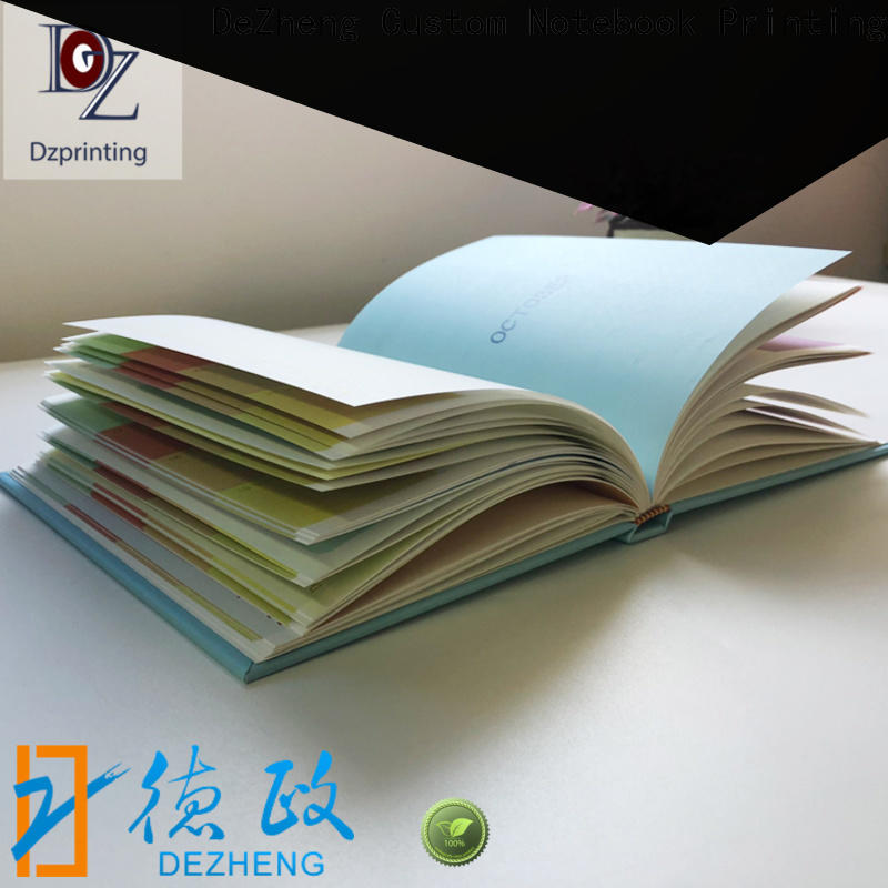 Dezheng New Exercise Notebook Manufacturer for business for notetaking
