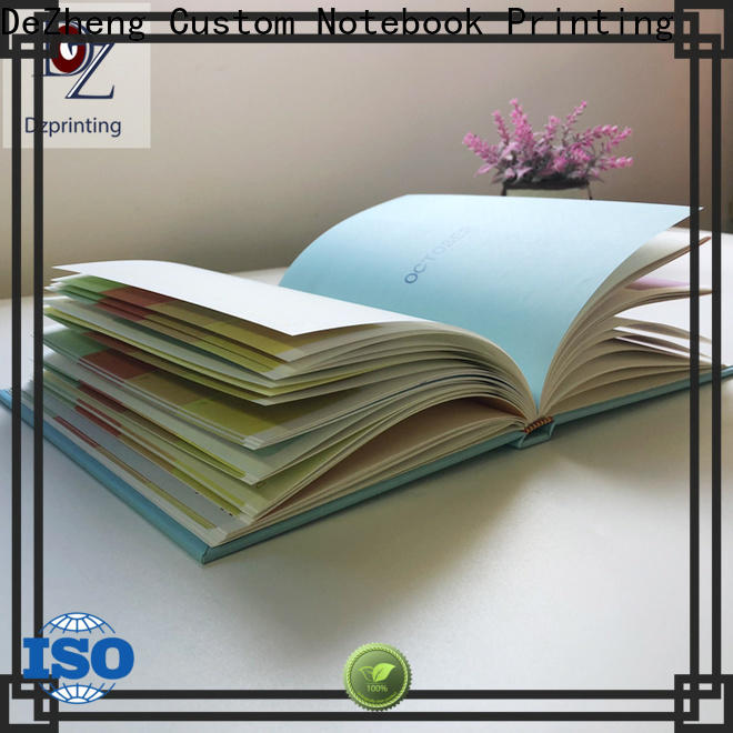 Top hardcover notebooks business manufacturers For journal