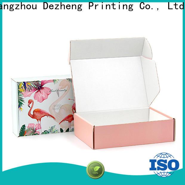 Dezheng paper packing box customization