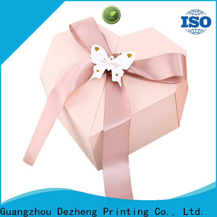 Dezheng packing paper box manufacturers