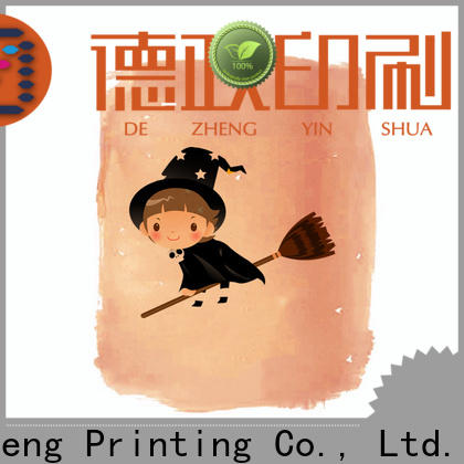 Dezheng durable colored envelopes customization for events