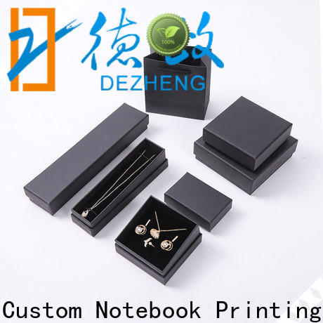 Dezheng factory paper packing box for business