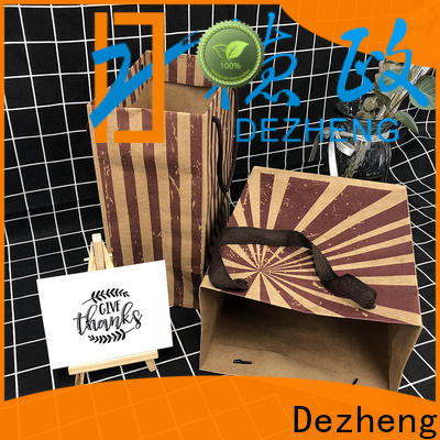 Dezheng kraft paper gift box company