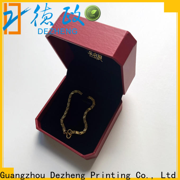 Dezheng company cardboard packing boxes for sale customization