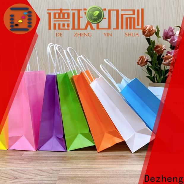 Dezheng Supply paper box jewelry Supply