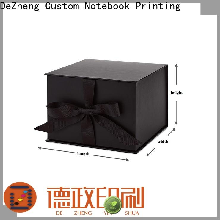 Dezheng Suppliers custom cardboard boxes factory