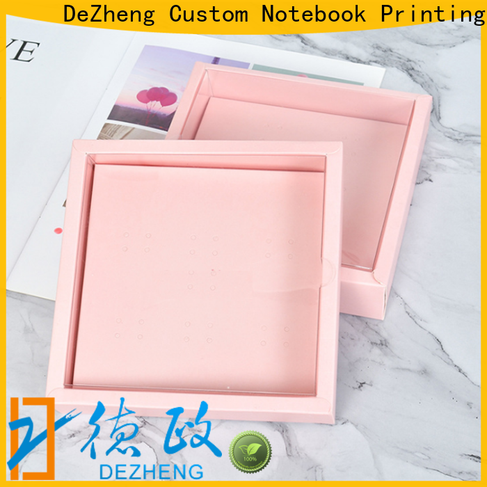 Dezheng paper jewelry gift boxes Supply