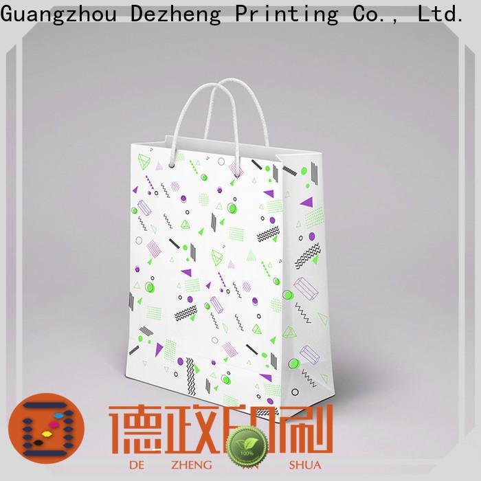 Dezheng company paper box price company
