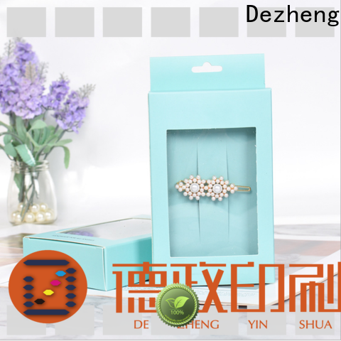 Dezheng paper box price company