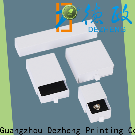 Dezheng factory custom cardboard boxes for business