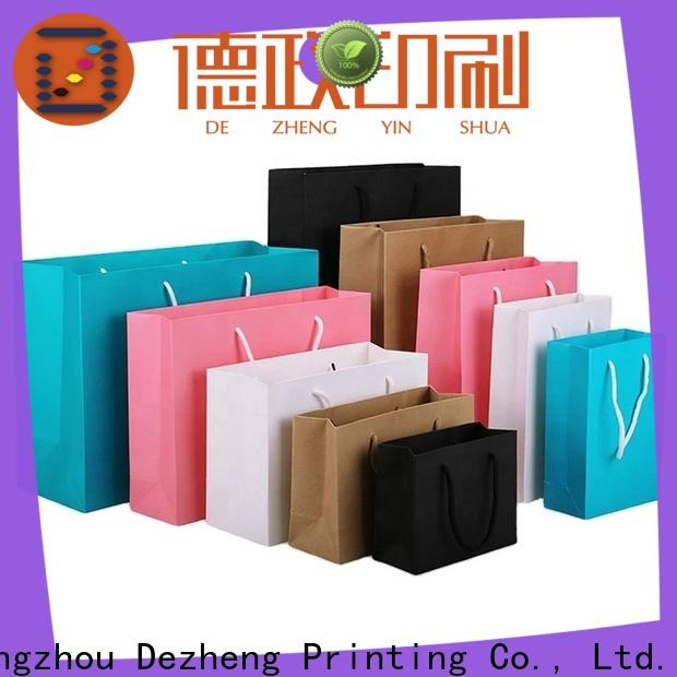 Dezheng cardboard packing boxes company