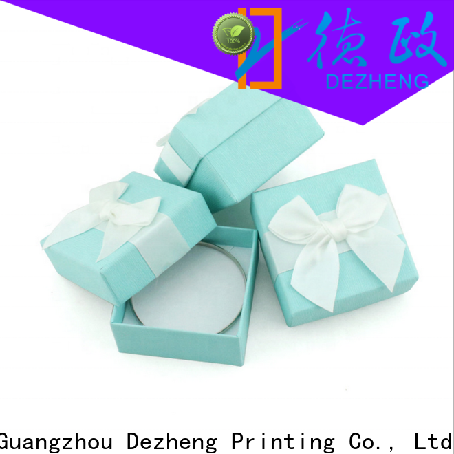 Dezheng for business paper box for sale customization