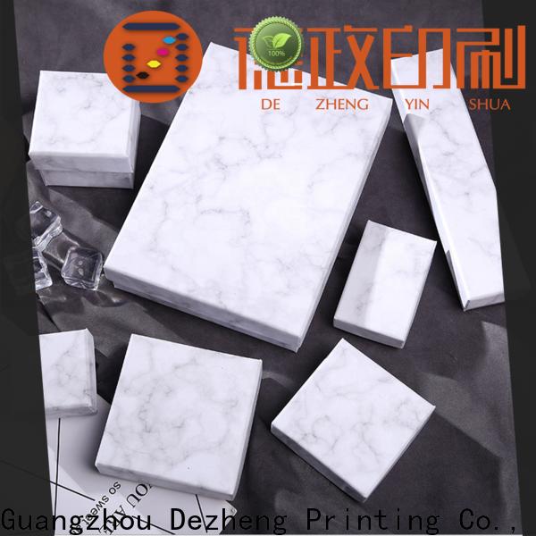 Dezheng custom paper box